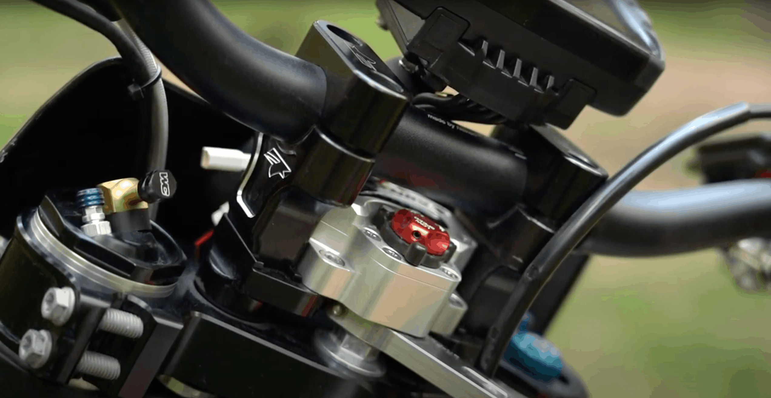 Fastway Steering Stabilizer for KTM 300 XC